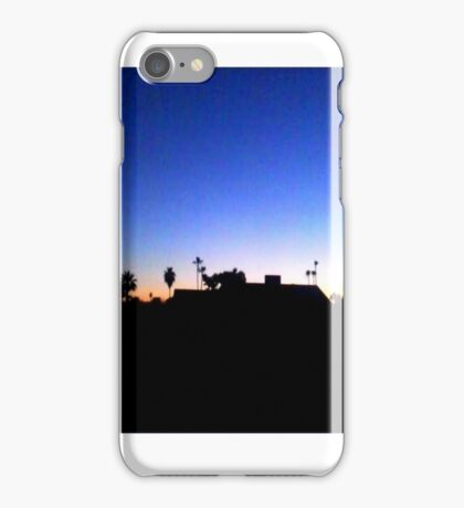 dusk iPhone Case/Skin