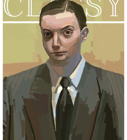 Reviewbrah | The Report of The Week Sticker