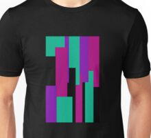 Art Design Fabric Look Unisex T-Shirt