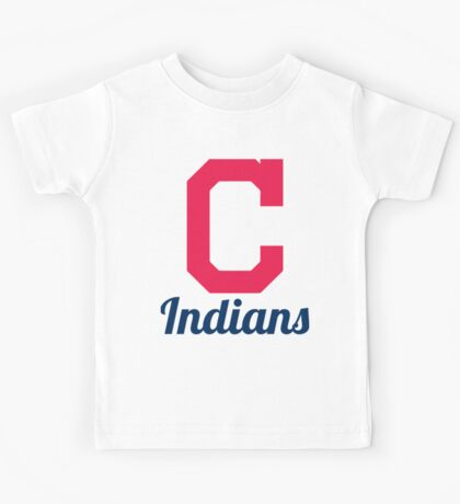 Cleveland Indians Kids Tee