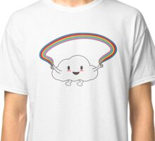 Rainbows and clouds  Classic T-Shirt