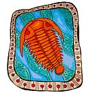 Trilobite Fossil  by KFStudios