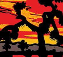29 Palms Joshua Tree Vintage Travel Decal Sticker