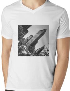 Inception  Mens V-Neck T-Shirt