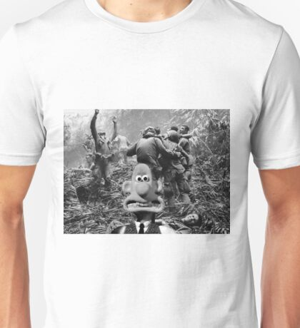 Wallace in a bad situation Unisex T-Shirt