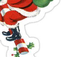 Santa Claus Believe! Sticker