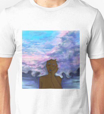 Hair like sky Unisex T-Shirt