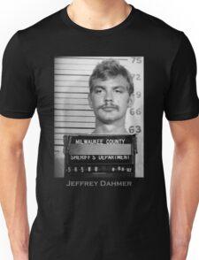 Jeffrey Dahmer Serial Killer Mugshot  Unisex T-Shirt