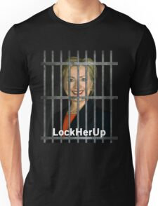 Hillary Clinton Lock Her Up Unisex T-Shirt