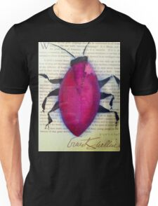 Magenta Bug Unisex T-Shirt