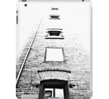 floating rooms iPad Case/Skin