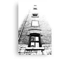 floating rooms Metal Print