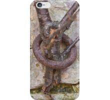 antique ancient walls of castle iPhone Case/Skin
