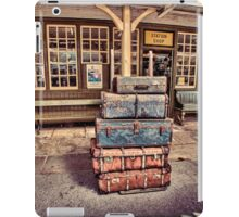 Left Lugage iPad Case/Skin