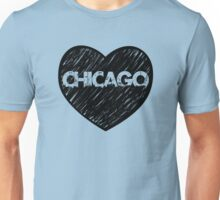 I Love Chicago - I Heart CHI TOWN (Urban) Unisex T-Shirt