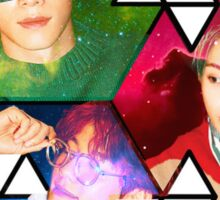 EXO - CBX - Galaxy Sticker