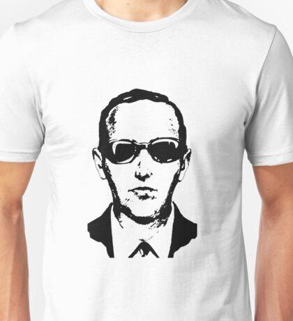 DB Cooper T-Shirt - American Criminal History Unisex T-Shirt