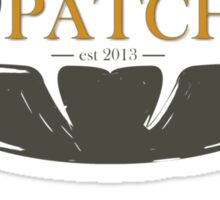 Bally's Patch: a garden for our community Sticker