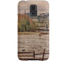Winter in the Dales Samsung Galaxy Case/Skin