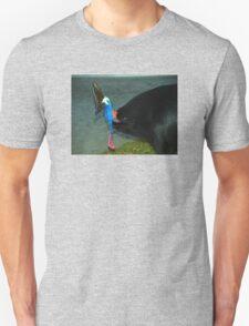 Etty Bay Cassowary  Unisex T-Shirt