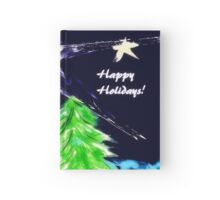 Winter Holiday-ish Hardcover Journal