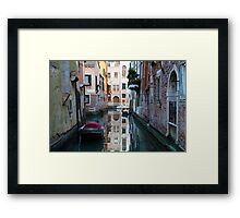 All About Italy. Venice 7 Framed Print