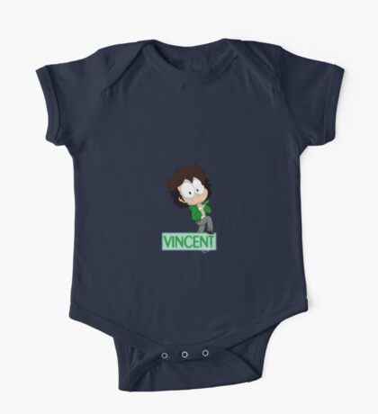 Vincent Icon One Piece - Short Sleeve