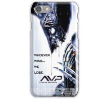 Alien Vs. Predator iPhone Case/Skin