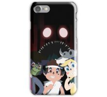 A Star Butterfly Halloween iPhone Case/Skin