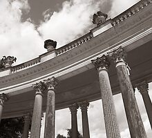 Colonnade I by NickMesh