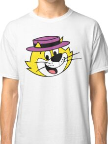 He's the most tip top, Top Cat! Classic T-Shirt