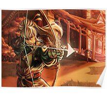 Takumi - Fire Emblem Fates Poster
