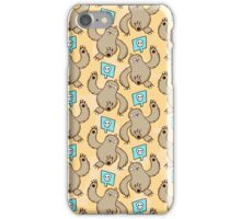 Sloth Kill Chu iPhone Case/Skin