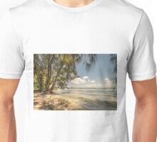 Gasparilla Pass along the Boca Grande Causeway Unisex T-Shirt