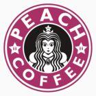 PEACH COFFEE by Fernando Sala