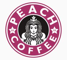 PEACH COFFEE by Fernando Sala