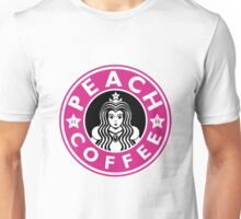PEACH COFFEE Unisex T-Shirt