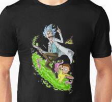 Rick And Morty Fuck Off Unisex T-Shirt