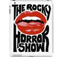 The Rocky Horror Picture Show Tv Show iPad Case/Skin