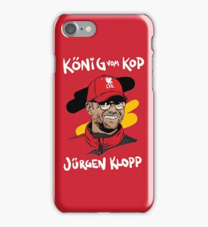 Klopp iPhone Case/Skin