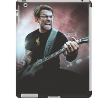 Heavy Metal Football Klopp iPad Case/Skin