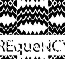 Frequency Sticker