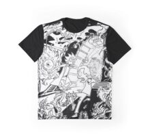 Rick And Morty Graphic Graphic T-Shirt
