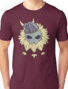 Alien Viking Unisex T-Shirt