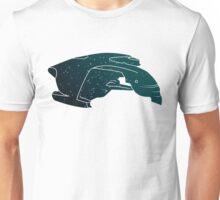 Star Trek Poster: Romulan Warbird Unisex T-Shirt