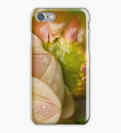 Hiding behind mama's skirts iPhone Case/Skin