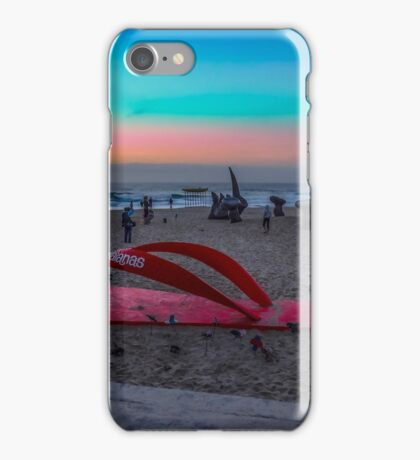 Sculptures of the Sea Bondi/Tamarama 2016 iPhone Case/Skin