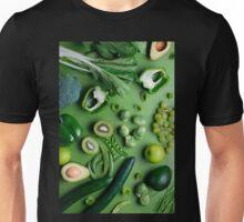 Greed raw food Unisex T-Shirt