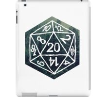 d20 (Forest) iPad Case/Skin