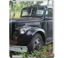 Old truck in Alaska iPad Case/Skin